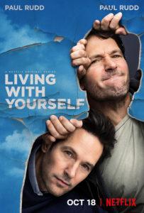 Affiche de la série Living With Yourself de Netflix